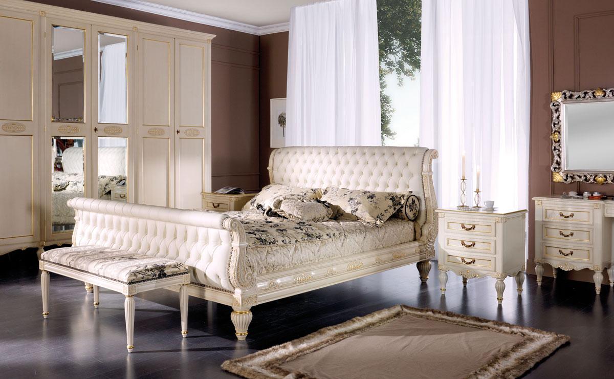 Bianco patinato colore 9 + foglia oro - Dolcevita